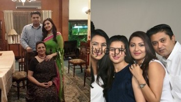 SeeMaheen Rizvi's family Pictures