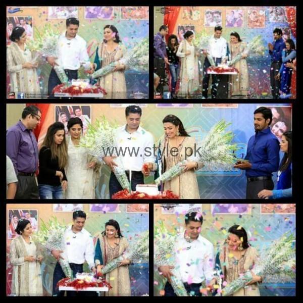 Maheen Rizvi's family Pictures (11)
