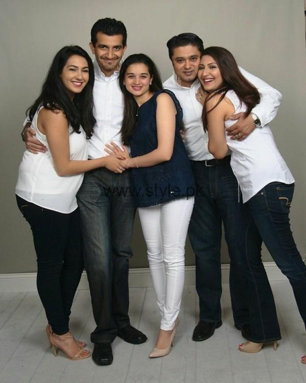 Maheen Rizvi's family Pictures (3)