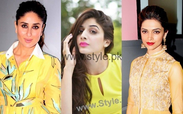 See Makeup Ideas 2016 for Yellow dresses
