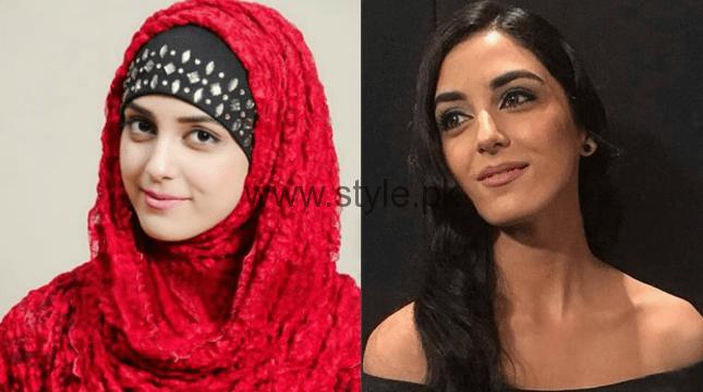 Maya Ali Before and After
