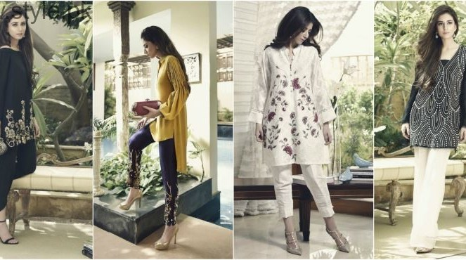 Momina Teli's Eid Collection 2016