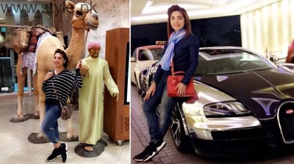 Natasha Ali In Dubai