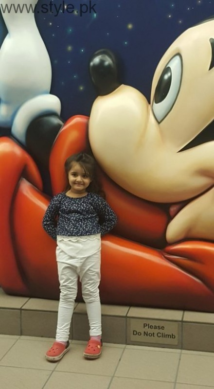 Noor Bukhari Enjoying in USA with her family (8)