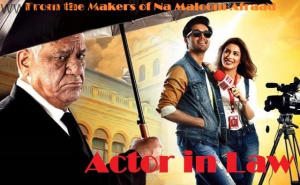 Pakistani Film Actor In Law