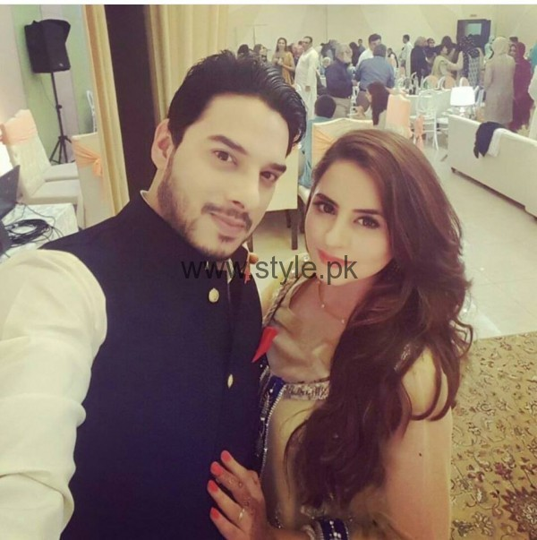 Recent Pictures of Fatima Effendi and Kanwar Arsalan (2)