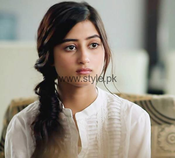 Sajal Ali Before