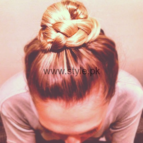 Summer Top Knot Hairstyles Trend 2016 (4)