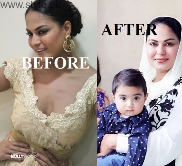 Veena Malik Weight Gain