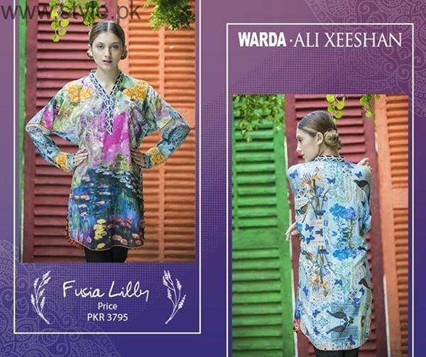 Warda Designer Eid Ul Azha Dresses 2016 For Women006