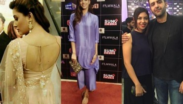 See Celebrities at Premiere of Actor in Law