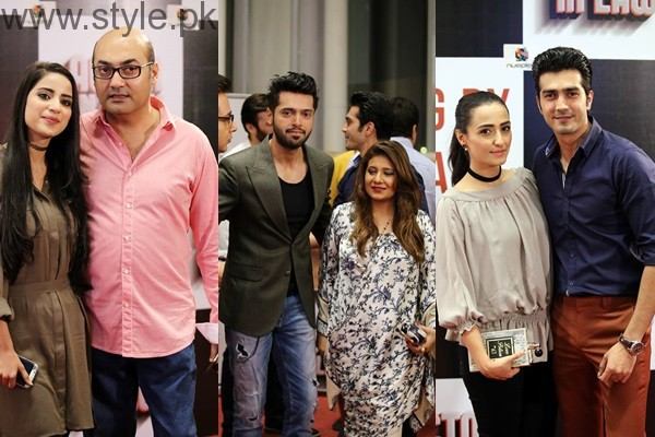 See Celebrities at Screening of Actor in Law