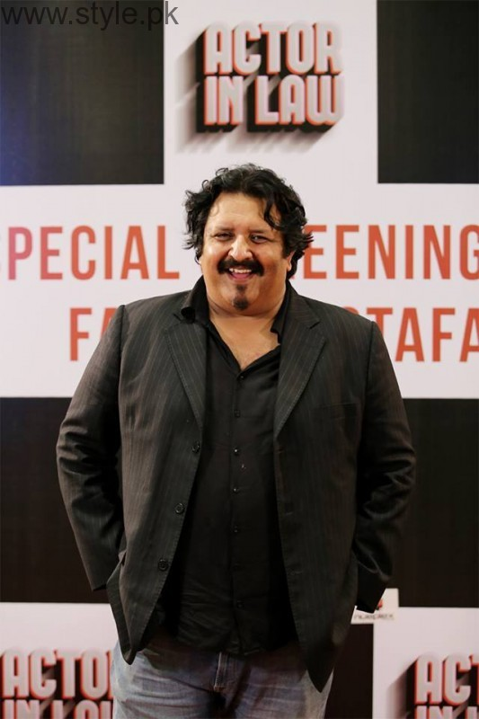 Celebrities at Screening of Actor in Law (7)