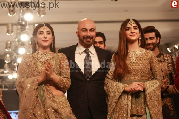HSY at PFDC L'Oréal Paris Bridal Week 2016 Pictures