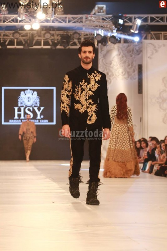 HSY at PFDC L'Oréal Paris Bridal Week 2016 Day 1 002 (4)
