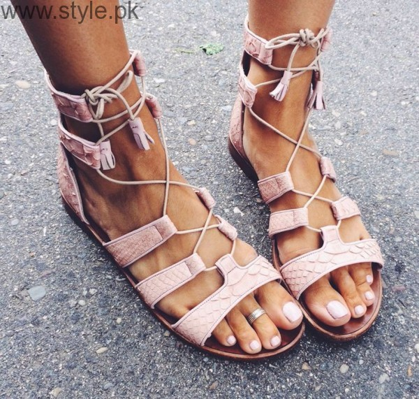 Latest Gladiator Sandals 2016 (6)