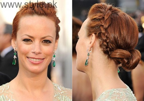 Latest Hairstyles for Eid 2016 (10)