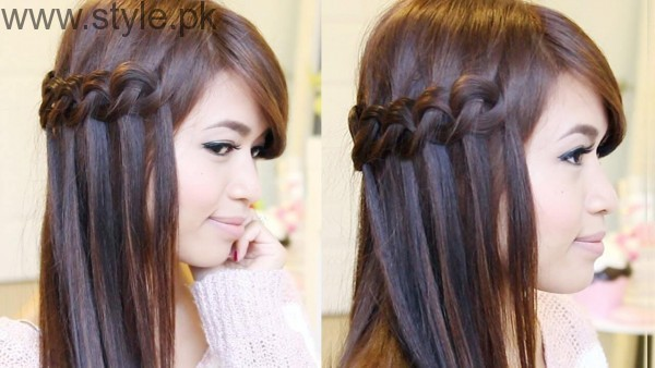 Latest Hairstyles for Eid 2016 (9)