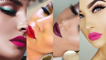 See Latest Makeup Ideas 2016 for Eid