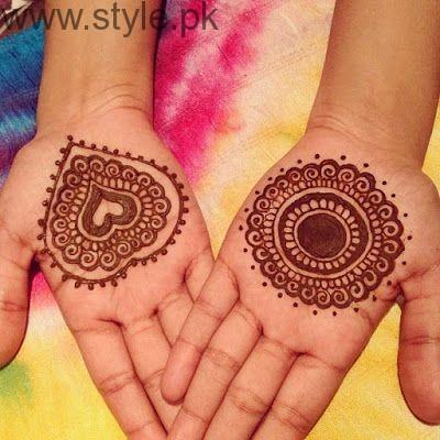 Latest Mehndi Designs 2016 for Kids (13)