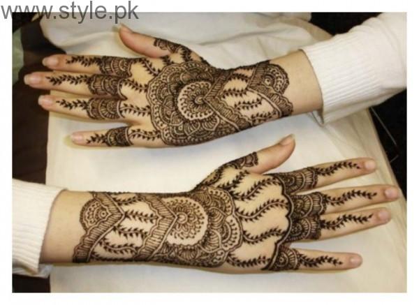 Latest Mehndi Designs for Eid-ul-Azha 2016 (10)