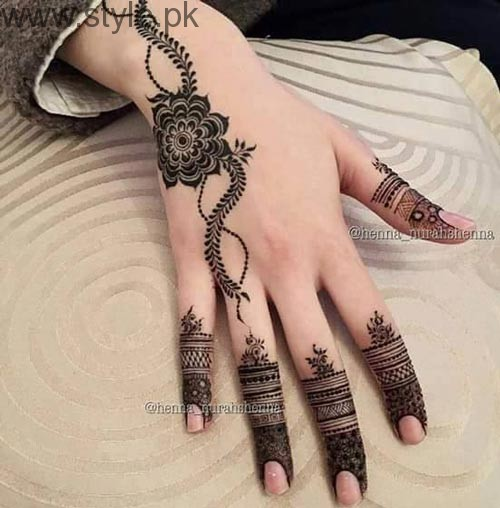 Latest Mehndi Designs for Eid-ul-Azha 2016 (16)