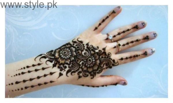 Latest Mehndi Designs for Eid-ul-Azha 2016 (4)