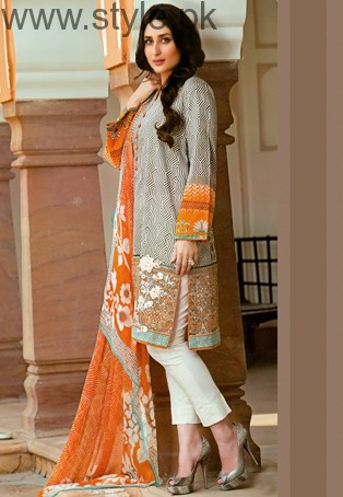 Latest Pakistani Eid Dresses 2016 (3)