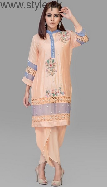 Latest Pakistani Eid Dresses 2016 (5)