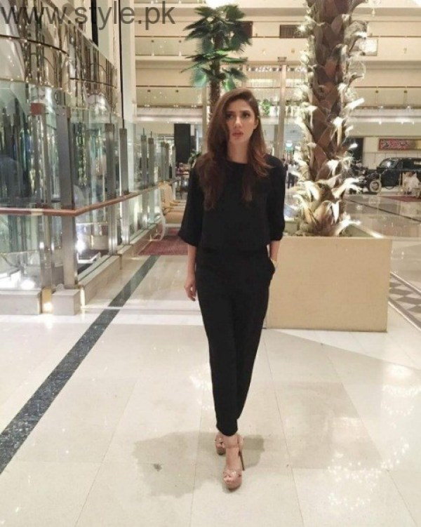 Mahira Khan at Stylo Event