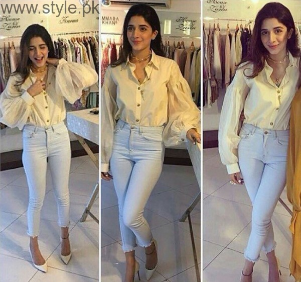 Mawra Hocane Stylish Look