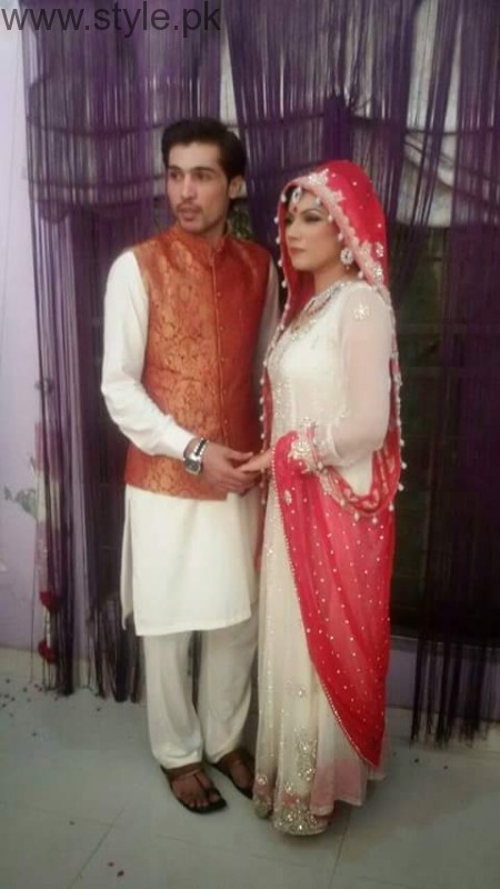 Mohammad Aamer Nikah Pictures