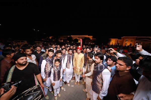 mohammad amir baraat wedding pictures