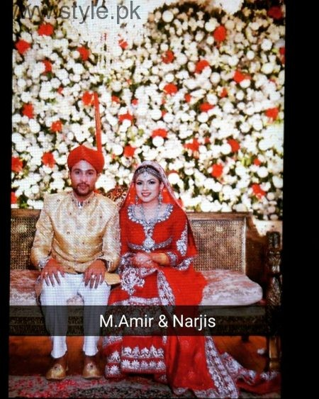 Mohammad Amir's Complete Wedding Pictures (10)