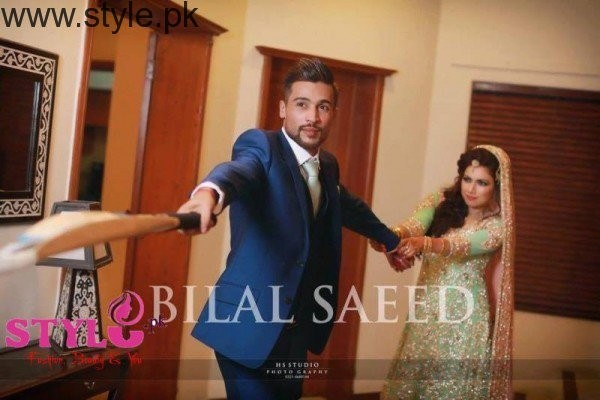 Mohammad Amir's Complete Wedding Pictures (15)