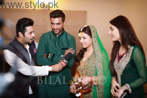 Mohammad Amir's Complete Wedding Pictures (5)