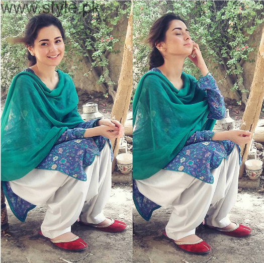 New Comer Hania Amir's Biography and Pictures (5)