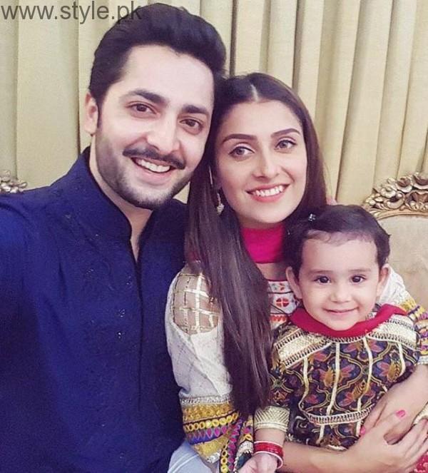 Pakistani Celebrities on Eid-ul-Azha 2016 Day 1 (17)