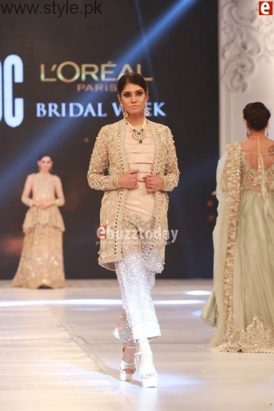 SairaShakira at PFDC L'Oreal Paris Bridal Week 2016 Day 1 (7)