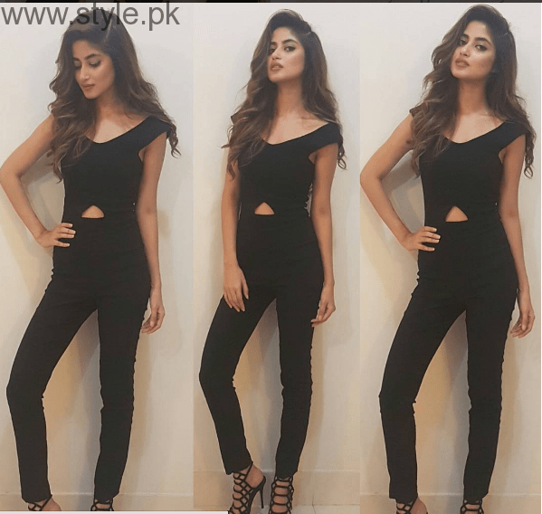Sajal Ali's 10 Best Dresses (1)