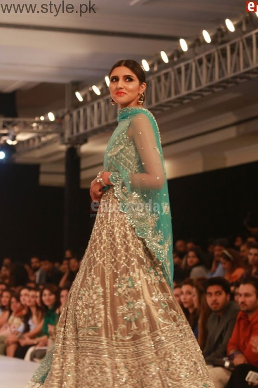 Sania Maskatia at PFDC L'Oreal Paris Bridal Week 2016 Day 1 (7)