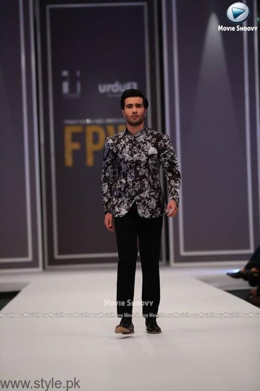 Aamir Adnan Collection at Fashion Pakistan Week 2016