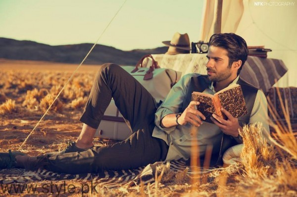 Adnan Malik's photoshoot for Sapphire (2)