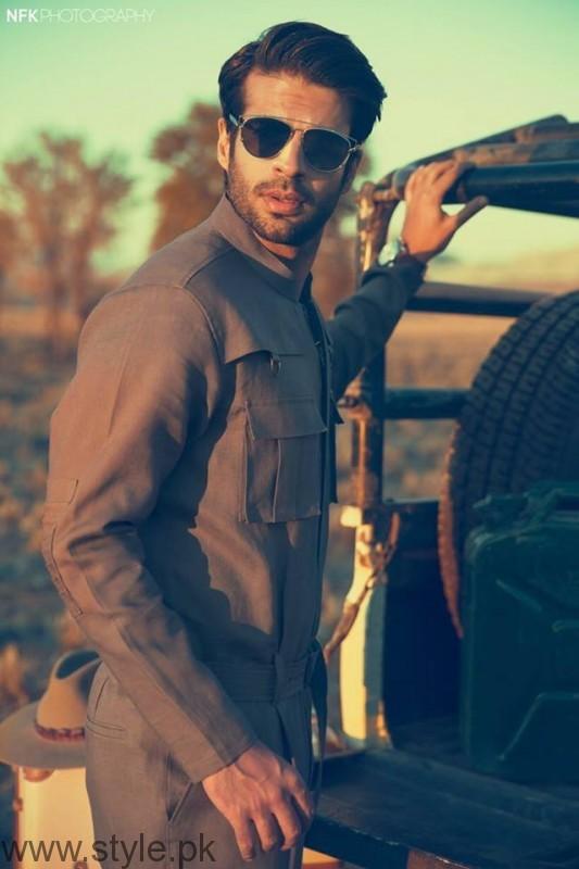 Adnan Malik's photoshoot for Sapphire (3)