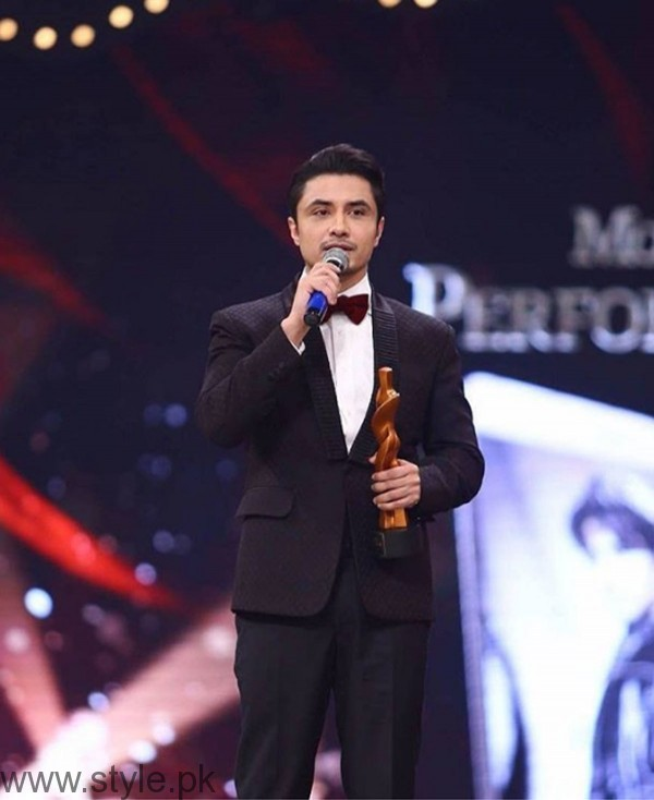 Ali Zafar Most Stylish Prformer Male