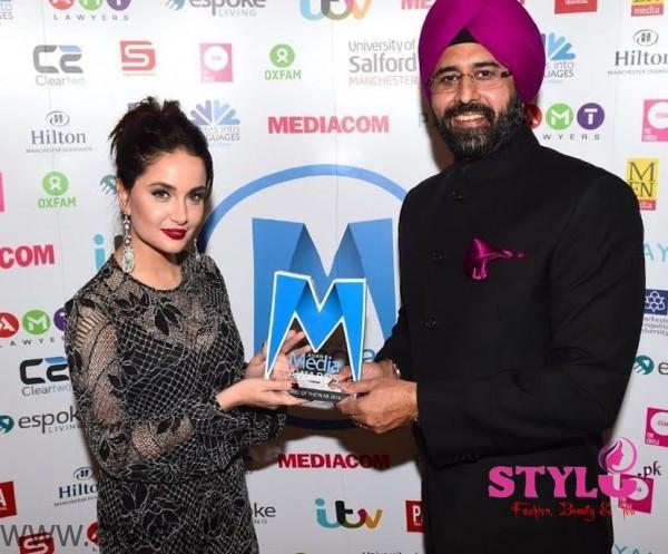 Armeena Rana Khan & Mr Gurjiv Singh
