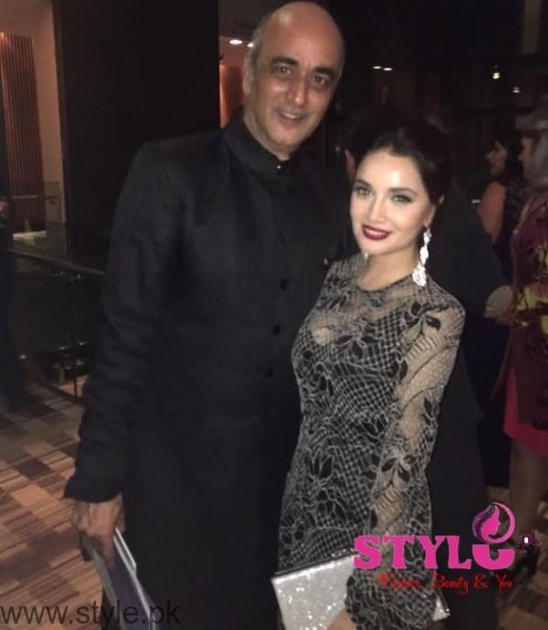 Art Malik & Armeena Rana Khan