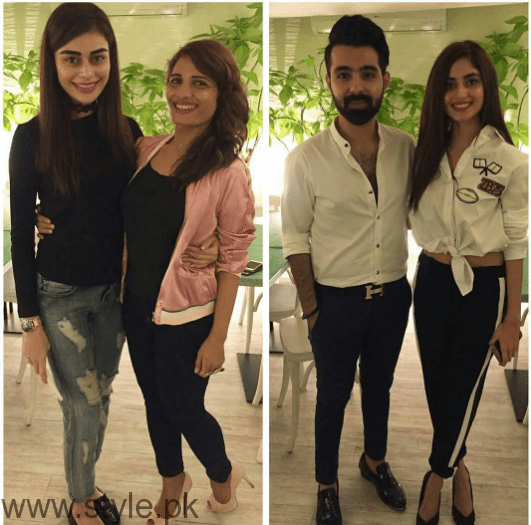 Celebrities at Singer Hassan Hayat's birthday (3)