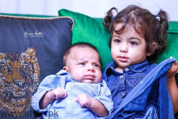 Dua Malik Baby Pics