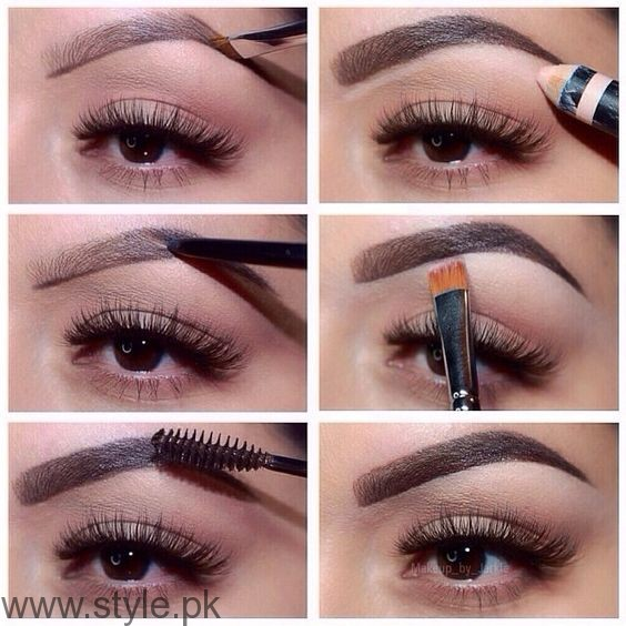 Eyebrow shaping tips011